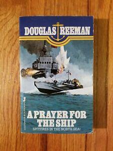 A-Prayer-for-the-Ship-Douglas-Reeman-1981-1st-ed-RARE-ORIGINAL-PB-OOP