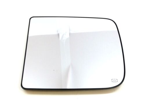 15-18 RAM 2500 3500 Driver Left Trailer Tow Side View power Mirror Glass OEM