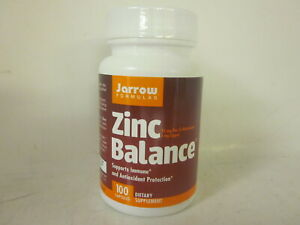Zinc-Balance-100-Capules-Zinc-15-mg-Copper-1mg-FAST-SHIPPING