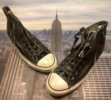 a5db1e306a1b Converse x John Varvatos Chuck Taylor All Star Side Zip High Size 11 153885c