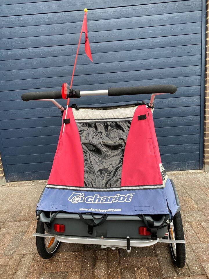 Børne-cykeltrailer, Thule Chariot Captain XL