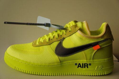 37 Nike Force Air Ao4606700 1 47 Volt Off White taglia g8Zgq