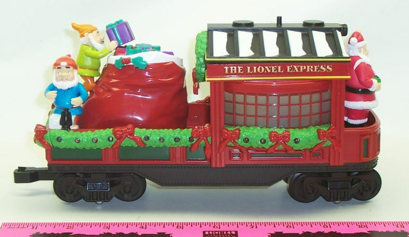 New The The The Lionel Holiday Tradition Express Work Caboose 59489b