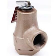 "Watts 0342691 Bronze 30 PSI Female Pressure Relief Valve 3//4/"" 335 M2030"