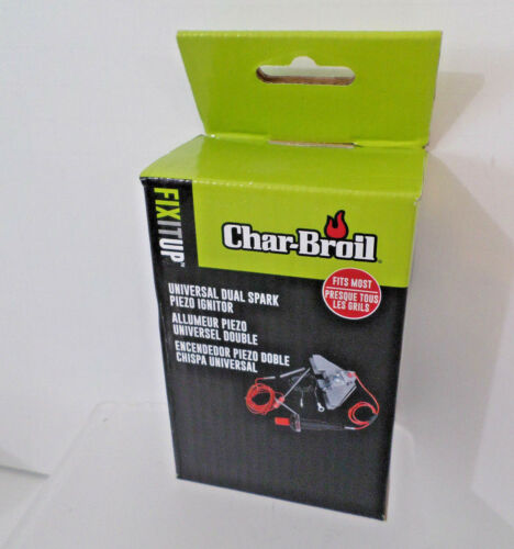 Char-Broil FixItUp Dual Spark Piezo Ignitor BBQ Universal  1666551Barbecue