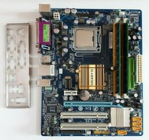 Gigabyte-GA-G31M-ES2L-Motherboard-CPU-Intel-Q8200-LGA-1150-DDR2-1GB-2-2Gb-USED