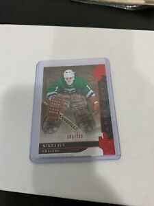2019-20-Upper-Deck-Artifacts-Mike-Liut-Ruby-399