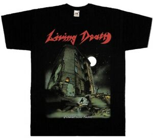 Living-Death-Protected-From-Reality-Ger-Shirt