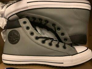 Star PC Hi Boots Men Size 9 Mason Black