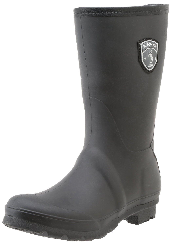 Women's Kamik Waterproof Rain Boots Jenny JenniferM Black