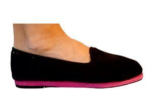 Pantofole ballerine da donna De fonseca invernali chiuse calde comode friulane