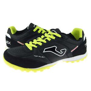 Joma-034-Top-Flex-034-901-Turf-Soccer-Football-Shoes-Black