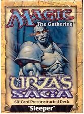 Urza/'s Saga Theme Deck The Plague ENGLISH FACTORY SEALED NEW MAGIC ABUGames