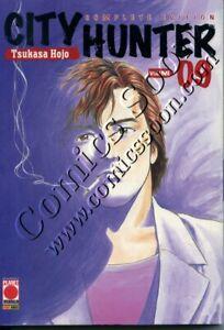 CITY-HUNTER-9-COMPLETE-EDITION-Planet-Manga-Panini-Comics-NUOVO