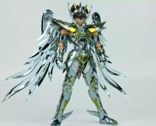Saint Seiya Myth Cloth God Cloth EX Pegasus Seiya V4 PREORDINE NUOVO SIGILLATO