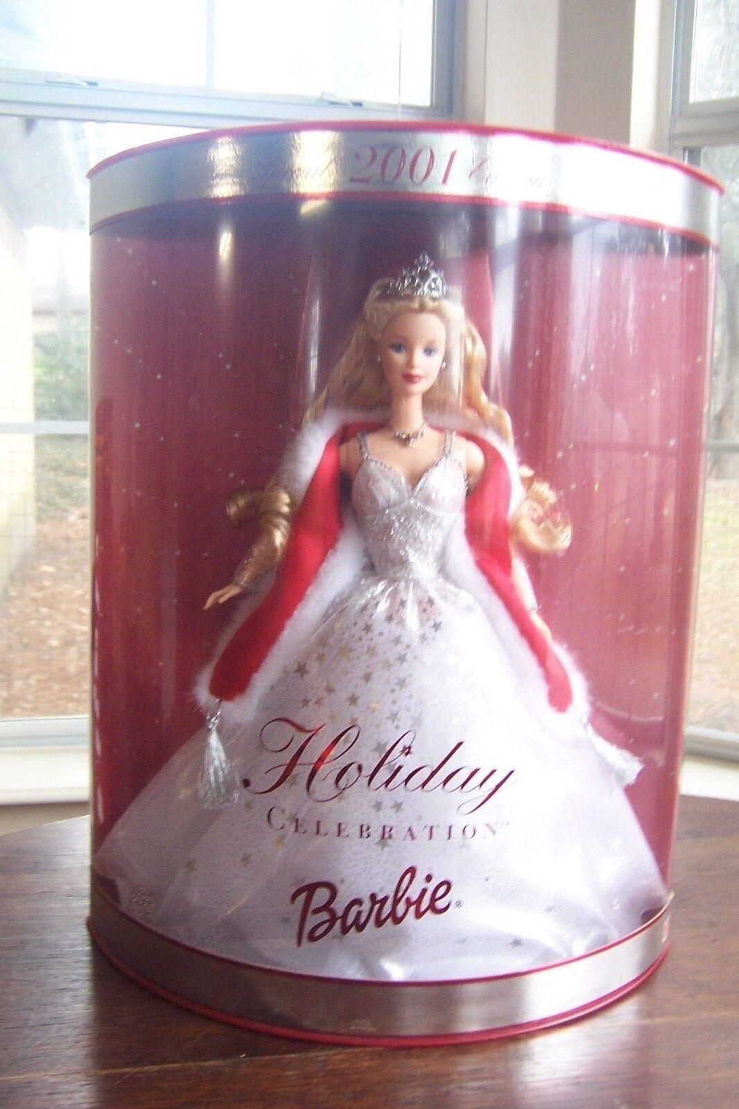 Mattel Barbie Edición Especial 2001 vacaciones celebración de Barbie Nuevo En Caja 50304