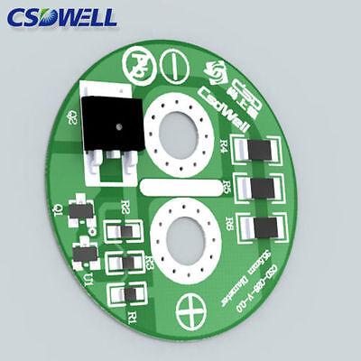 10pcs 2.7V 500F Super Capacitor Balancing Protection Board