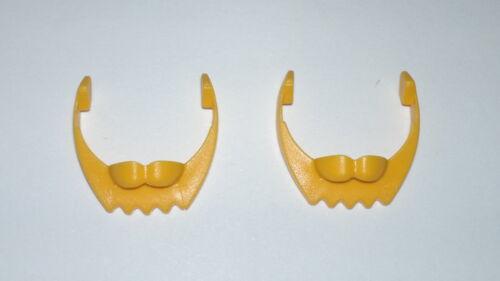 Beards Custom Playmobil Western Oeste Barbas Amarillas Barba Rubia Antigua