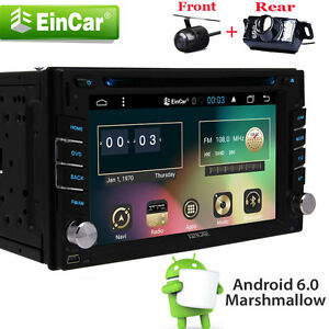 doppel 2 din autoradio gps navi 3g wifi android 6 0. Black Bedroom Furniture Sets. Home Design Ideas