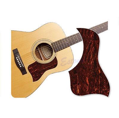 Healing Shield Acoustic Guitar Tortoise Shell Pickguard Marbling Protector New