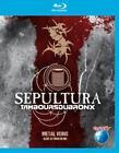 Metal Veins-Alive At Rock In Rio von Sepultura,Les Tambours Du Bronx (2014)