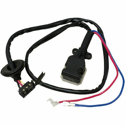 Mercedes W124-1248202710 Heater Fan Blower Motor Regulator Resistor New