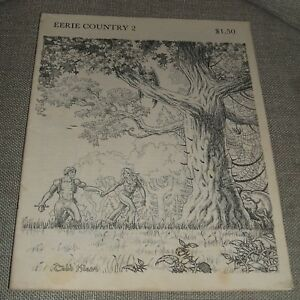 1979-First-edition-Vintage-fanzine-in-Magazine-format-Eerie-Country-2-Photos