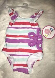 9d1485ae2d59d Image is loading Circo-Baby-Girl-Swimwear-Swimsuit-Bathing-Suit-Beachwear-