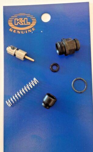 Carburetor Choke Repair Kit Yamaha ATV YFM4FG Grizzly 400 450 YFM45FX Wolverine