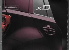 2013 13 Scion XD  Accessories  Sales brochure
