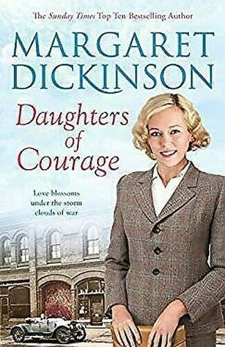 Daughters de Courage par Margaret Dickinson