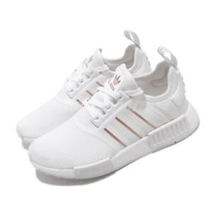 Adidas Originals Nmd R1 W Boost White Rose Gold Women Casual Shoe Sneaker Fw6434 Ebay