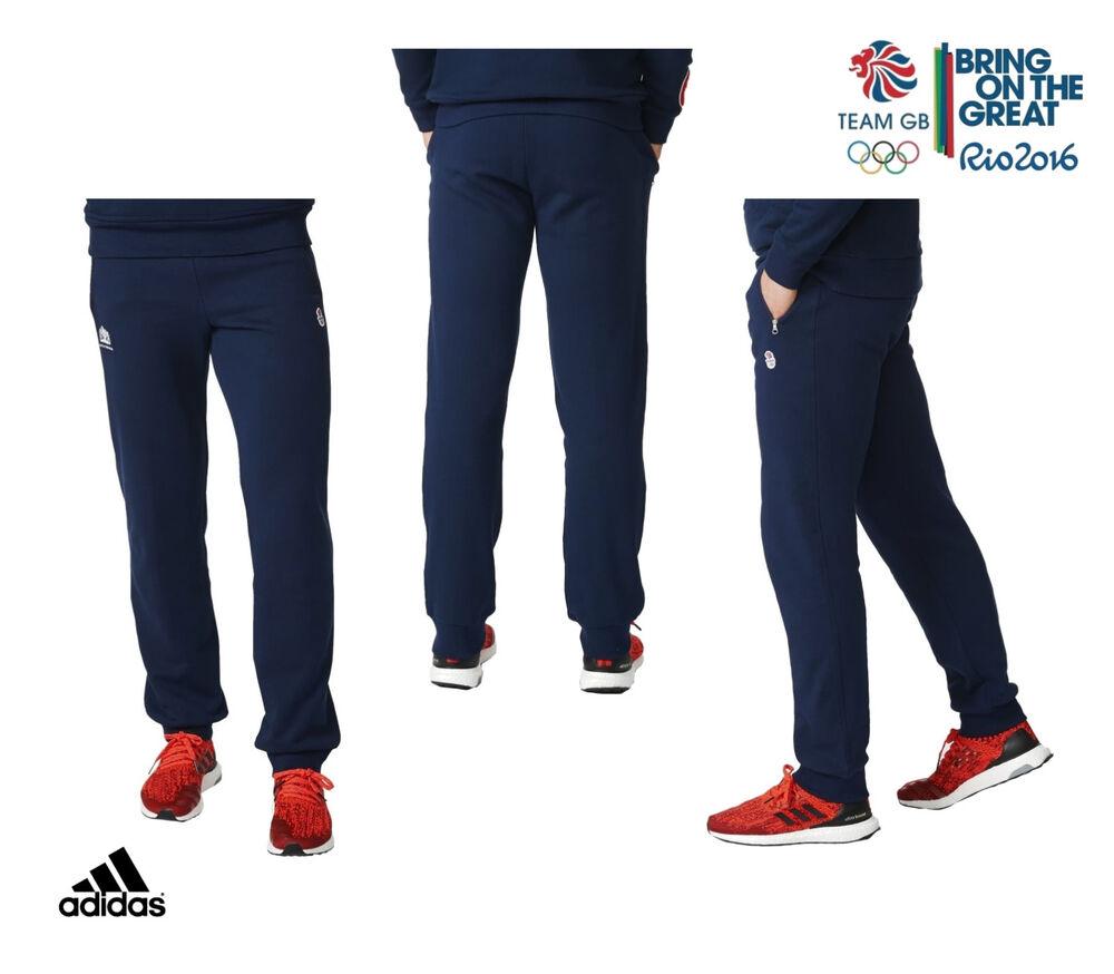 """Adidas Stella Mccartney Team Gb Rio 2016 Elite Athlete Village Pantalon Taille Xs 26"""" De Bons Compagnons Pour Les Enfants Comme Pour Les Adultes"""