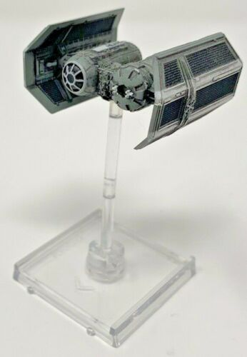 TIE Bomber Imperial Veterans w//Base Miniatures Game FFG Star Wars X-Wing