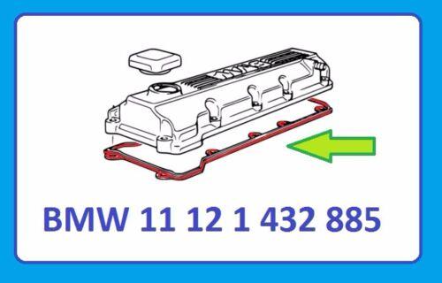 Ventildeckeldichtung BMW 3er E46 316i 318i Limo Cabrio Compact Touring