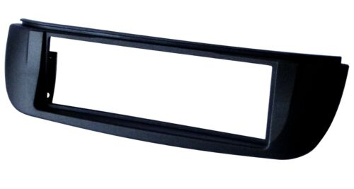 Marco adaptador negro para autoradio de Nissan Almera Tino