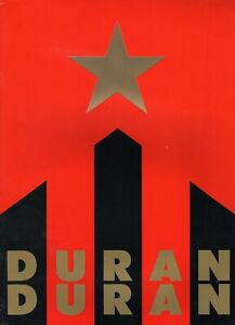 DURAN DURAN 1987 STRANGE BEHAVIOUR WORLD TOUR PROGRAM CONCERT BOOK-NM 2 MINT