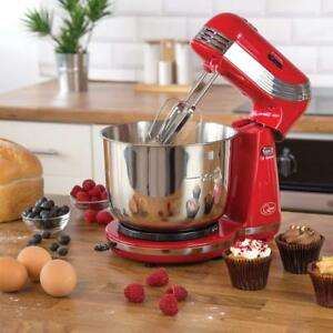 Electric-Food-Stand-Mixer-Stainless-Steel-6-Speed-Blender-Bowl-Dough-Hook-Beater