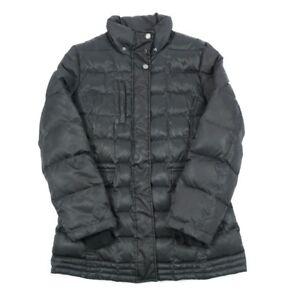 Vintage Nautica Down Fill Puffer Coat Womens M Jacket Puffa