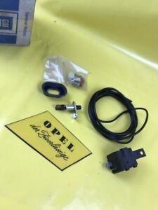 Nuovo + Originale Opel Kit di Installazione Ronzio Allarme Retrofit Warn Estate