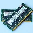 Hynix 4GB 2x2GB PC2-5300 DDR2-667 667Mhz 200pin DDR2 Laptop 4G Memory SODIMM RAM