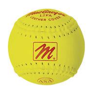 Macgregor 12 Cork Center Asa Fast Pitch - 1 Dozen on sale
