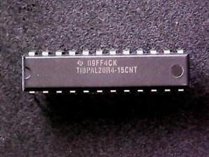 TIBPAL20R4-15CNT-Texas-Instruments-Simple-Programmable-Logic-Device-DIP-24