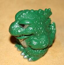 Vintage Japanese Godzilla Plastic Figure Finger Puppet New NOS 1980s