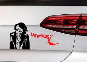 Joker-Batman-Aufkleber-JDM-Sticker-Clown-Dark-Night-Gotham-Decal-why-so-serious