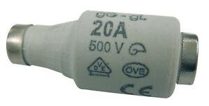 Diazed-Schmelzsicherungen-16A-bis-63A-alle-Groessen-und-Sorten