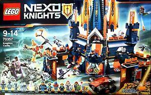 Lego Nexo Knights Château De Knighton 70357 Emballé Hors De Production