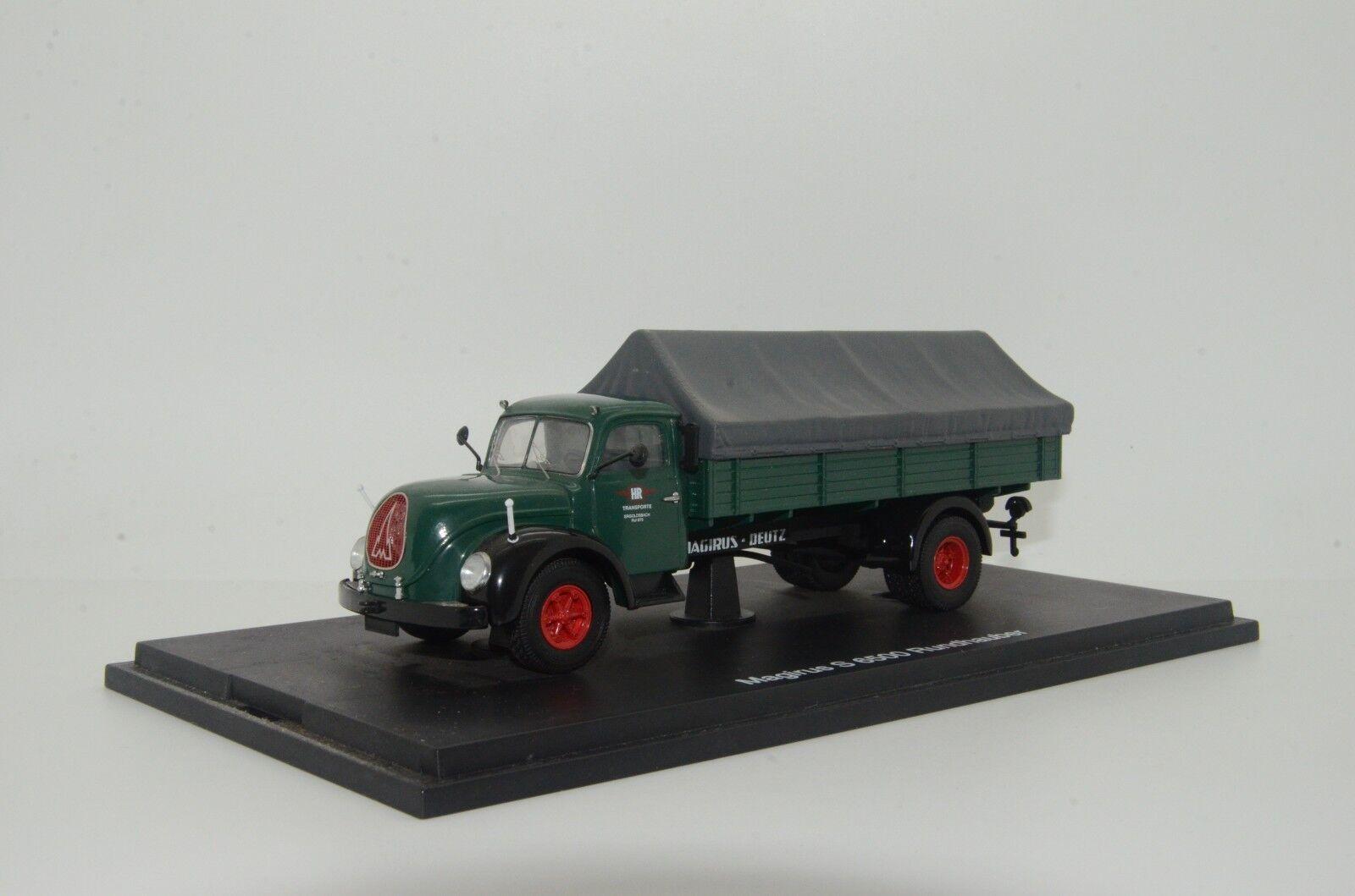 Magirus S 6500 Framo camión Schuco 03161 1 43