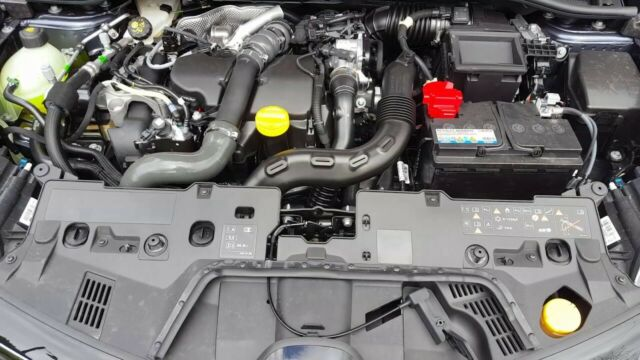 Renault Clio IV 2012-2019 Desnudo Motor Montaje K9K608 1.5DCI 90BHP