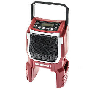Einhell-Baustellenradio-TE-CR-18-Akku-Radio-Werkstattradio-Power-X-Change